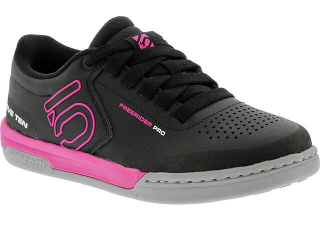 Five Ten Freerider Pro Shoes Women Black/Pink
